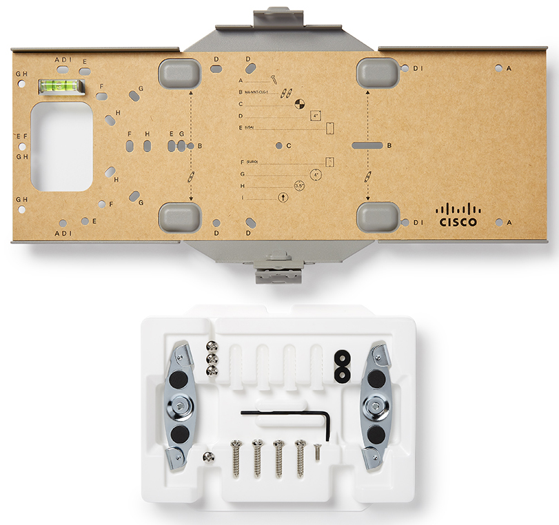 Cisco Meraki Mounting Kit for MR46E