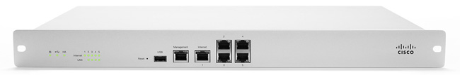 Cisco Meraki MX80