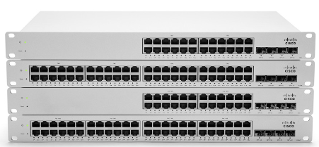 MS Cloud Managed Switches